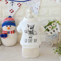 Printed Fashion Shirts Hats Hoodies For Dogs - The Hoodie Store