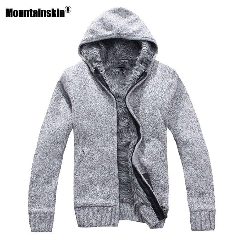 Mountainskin Winter Men Thick Jackets - The Hoodie Store