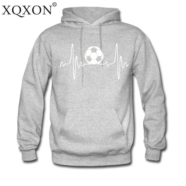 Football Beat Hoodie - The Hoodie Store