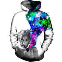 Geometric Abstract 3D Printed Hoodie - The Hoodie Store
