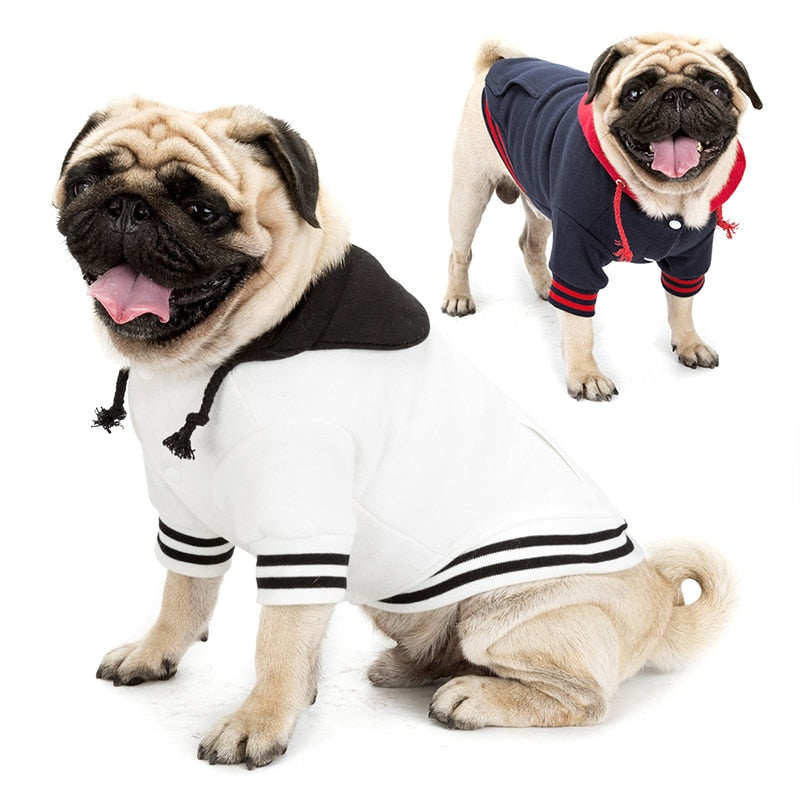GLORIOUS KEK Fall/Winter Dog Hoodies - The Hoodie Store