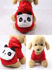 Super Cute Cartoon Character Hoodies For Puppy & Dogs - The Hoodie Store