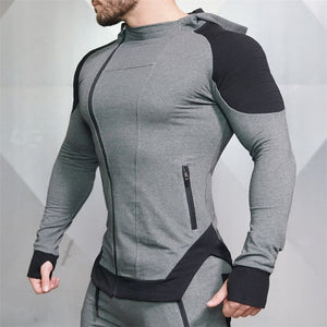 Autumn Newest Fitness Men Gyms Hoodie - The Hoodie Store