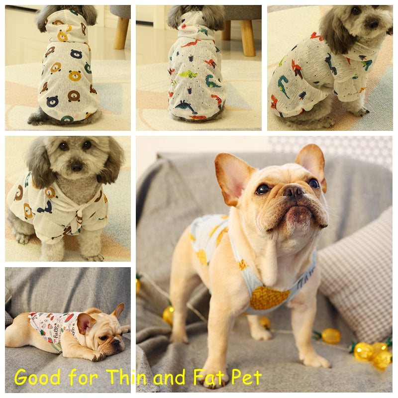 Cool Summer Breathable Hoodie For Dogs - The Hoodie Store