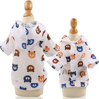 Summer Sun Protection Dog Clothe Hoodies - The Hoodie Store