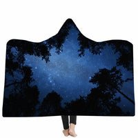 Yoga mat Hooded Blanket - The Hoodie Store