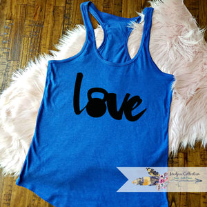 LOVE Workout Tank