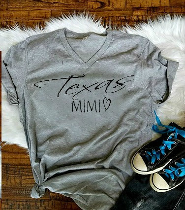 Texas Mimi Shirt.  Change Name!
