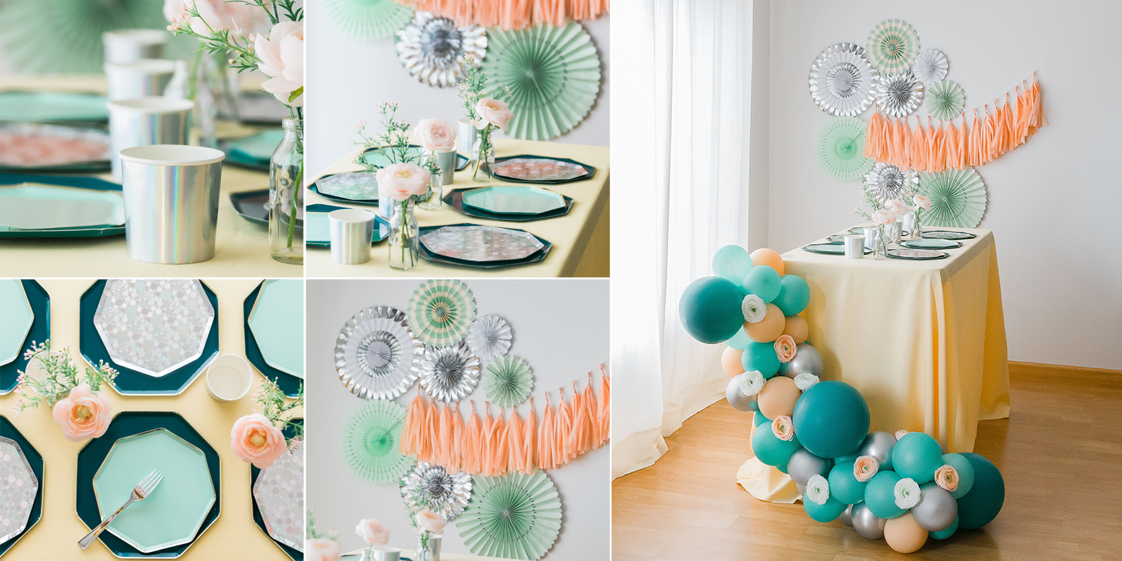 Bridal Shower-Mint To Be