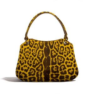 Olympia Leopard Yellow