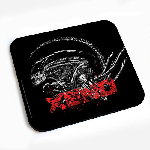 Alien Black Xenomorph Mousepad