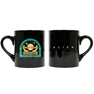"Alien ""Alien Inside"" Black Mug"