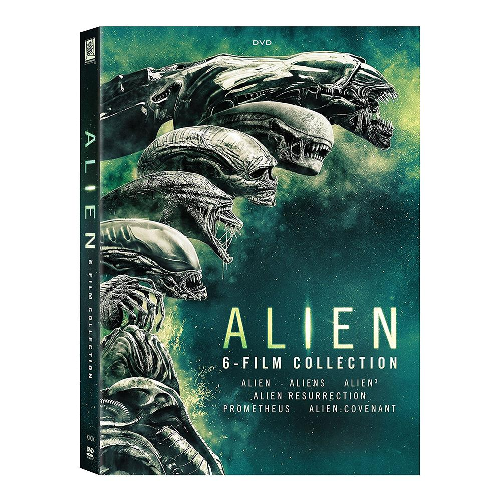 Alien 6 Film Collection