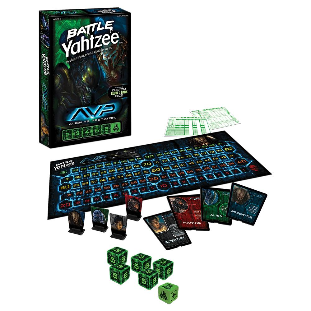 Alien vs. Predator™ BATTLE YAHTZEE