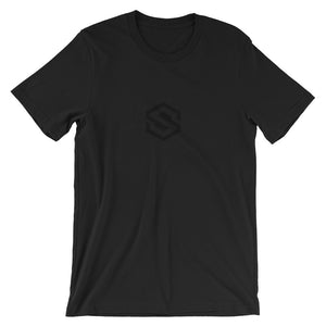 Safecoin T-Shirt | Black logo - CryptoShirt.io