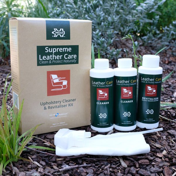 Pelle Leather Care Kit