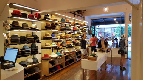 Our shop provides a vast variety of hats to meet the needs of both tourists  and locals. 5767fe2a22f