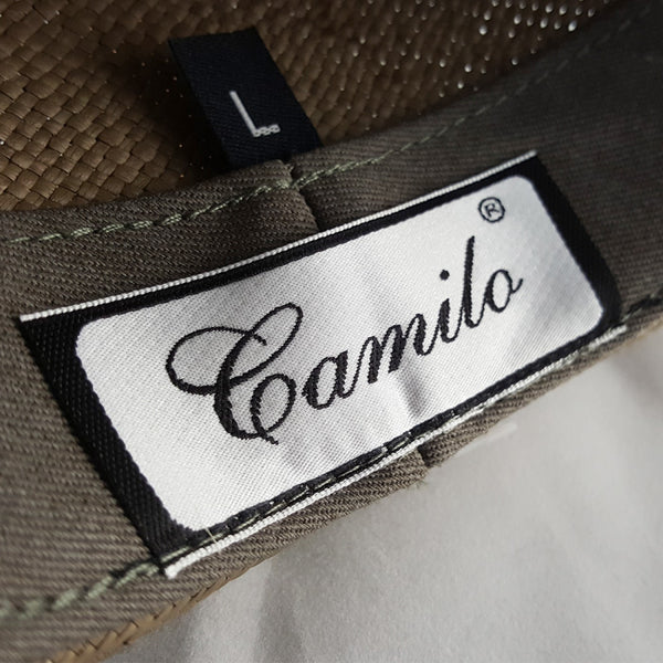 Camilo New Fedora - Bronze