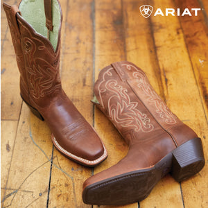 Womens Russet Rebel Legend ~ By Ariat