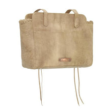 American West Handbag - Crossed Arrows Zip Top