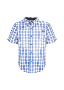 Boys Henderson check shirt~ Pure Western