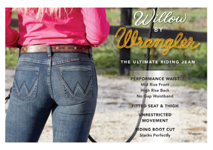 WMNS ULTIMATE RIDING JEAN WILLOW 32
