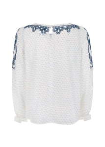Womens Taylor Blouse by Wrangler