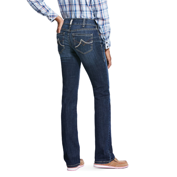 Brianne Goldie Straight Leg Ariat Jeans