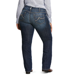 Brianne Straight Leg Jeans ~ By Ariat