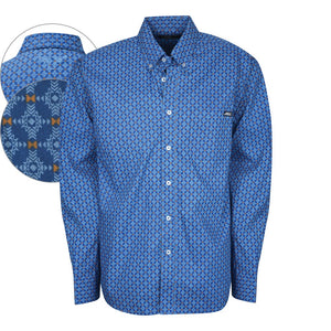 Men's Pure Western Shirt - Baxter