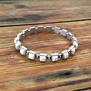 The Tahoe Bracelet ~ White
