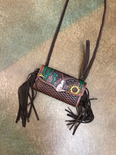 Long Canyon Clutch/ Mini Bag