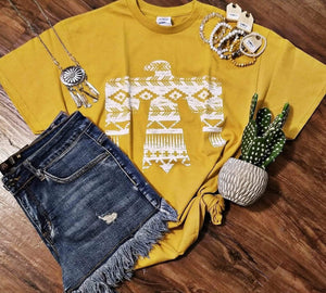 Thunderbird - Aztec Graphic Tee