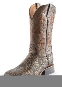 Women's Ruff Stock ~ Tooled - By Twisted X