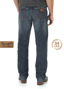 Cottonwood Retro Slim - By Wrangler