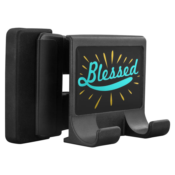 Blessed Christian Cell Phone Monitor Holder For Laptop Or Desktop Display-Moniclip-Moniclip-JoyHip.Com