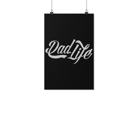Dad Life Funny Gifts For Men Poster Wall Art Room Decor Fathers Day Gift Ideas-Posters 2-11x17-JoyHip.Com