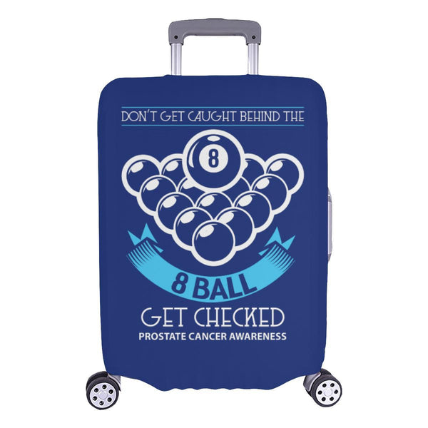 Dont Get Caught Behind The 8 Ball Get Checked Prostate Cancer Awareness-L-Navy-JoyHip.Com