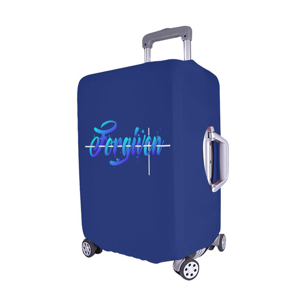 Forgiven Christian Travel Luggage Cover Suitcase Protector Fits 18-28 Inch-JoyHip.Com