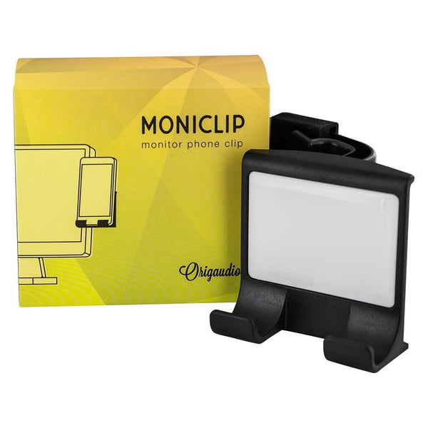 Fueled By Jesus & Coffee Christian Cell Phone Monitor Holder For Laptop Desktop-Moniclip-Moniclip-JoyHip.Com