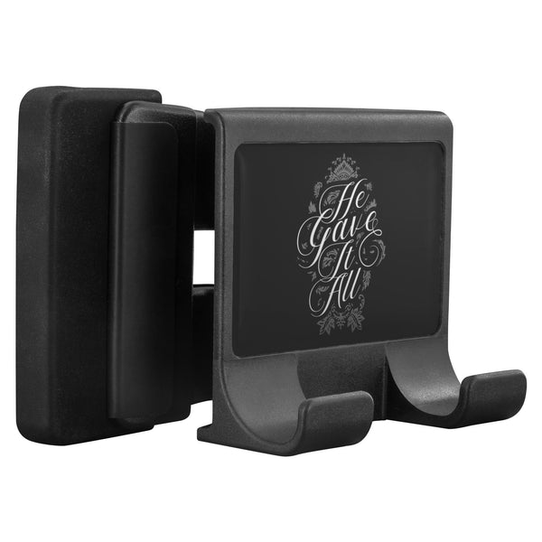 He Gave It All Christian Cell Phone Monitor Holder For Laptop Or Desktop Display-Moniclip-Moniclip-JoyHip.Com