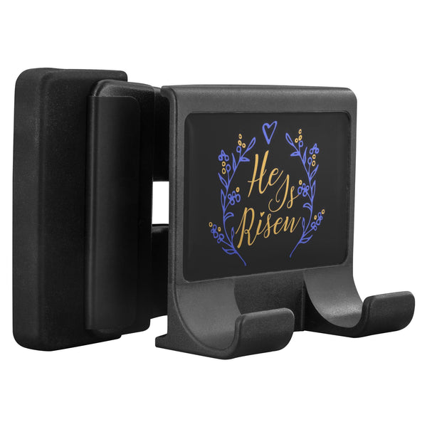 He Is Risen Christian Cell Phone Monitor Holder For Laptop Or Desktop Display-Moniclip-Moniclip-JoyHip.Com
