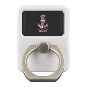 Hope Courage Faith Breast Cancer Awareness Phone Ring Holder Kickstand Gift Idea-Ringr - Multi-Tool Accessory-Ringr - Multi-Tool Accessory-JoyHip.Com