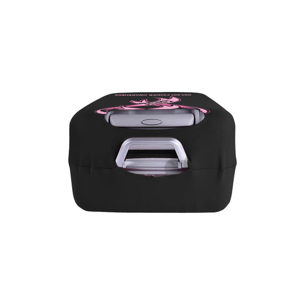 Hope Love Faith Breast Cancer Awareness Travel Luggage Cover Suitcase Protector-JoyHip.Com