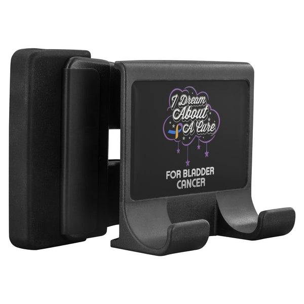 I Dream About A Cure For Bladder Cancer Phone Monitor Holder For Laptop Desktop-Moniclip-Moniclip-JoyHip.Com