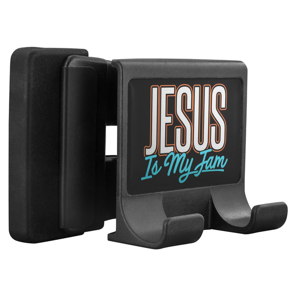 Jesus Is My Jam Christian Cell Phone Monitor Holder For Laptop Desktop Display-Moniclip-Moniclip-JoyHip.Com