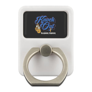 Knock Out Bladder Cancer Phone Ring Holder Kickstand Gifts Idea-Ringr - Multi-Tool Accessory-Ringr - Multi-Tool Accessory-JoyHip.Com