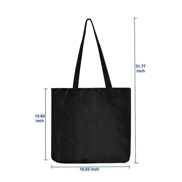 Let Your Faith Be Bigger Than Your Fear Jesus Breast Cancer Reusable Produce Bag-JoyHip.Com