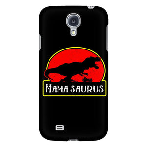 Mamasaurus Awesome Cool Cute Funny Hip Mommy Gifts iPhone 6/6s/7/7s/8 Plus Case-Phone Cases-Galaxy S4-JoyHip.Com