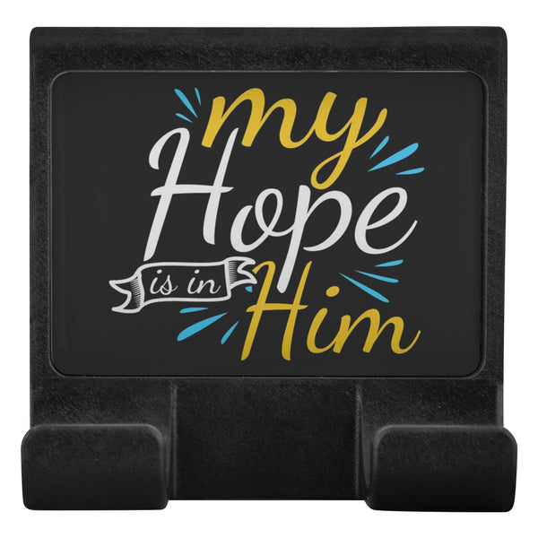 My Hope Is In Him Christian Cell Phone Monitor Holder For Laptop Desktop Display-Moniclip-Moniclip-JoyHip.Com
